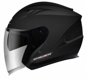 Casco Jet MT Avenue Matt Black